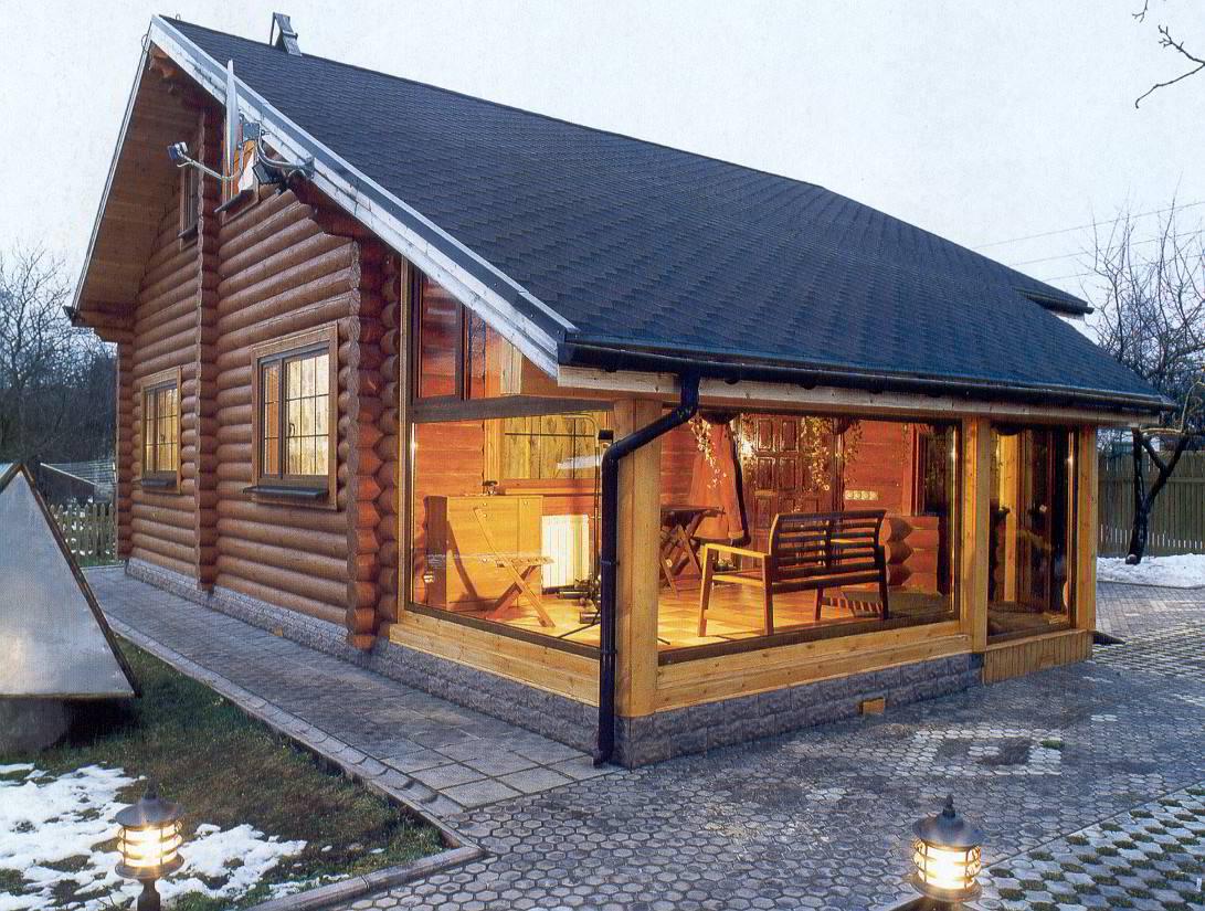 Blockbohlenhäuser Bis 150m Holzhäuser Blockhäüser Projekte